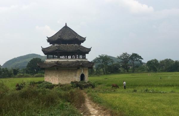 寻找潇贺古道上的古村镇 历史可追溯到秦始皇时期
