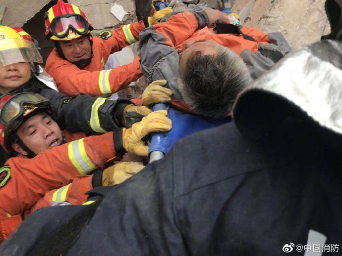 上海一处建筑坍塌具体情况 现场图片令人触目惊心!