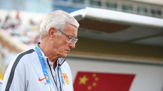 二度执教 里皮将于28日抵达广州,正式接任中国男足主教练