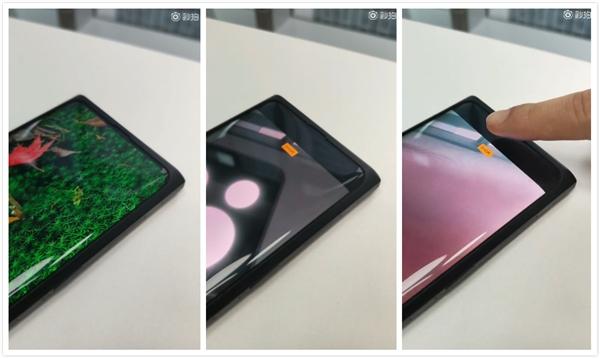 OPPO展示屏下摄像头技术:真全面屏方案来了