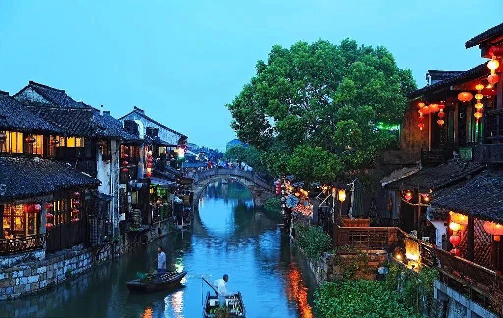 9个运河沿线的传奇古镇 最适合短假出行