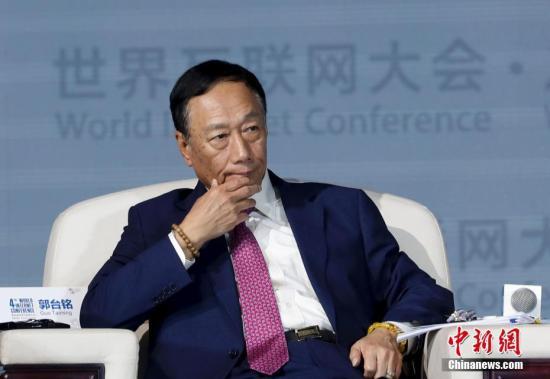 国民党初选最新民调:郭台铭暂领先 韩国瑜第3