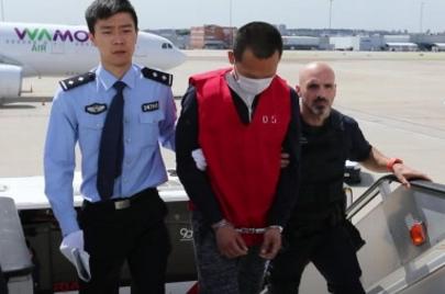 """台诈骗犯在欧洲法庭称""""我不是中国人"""" 结果…"""