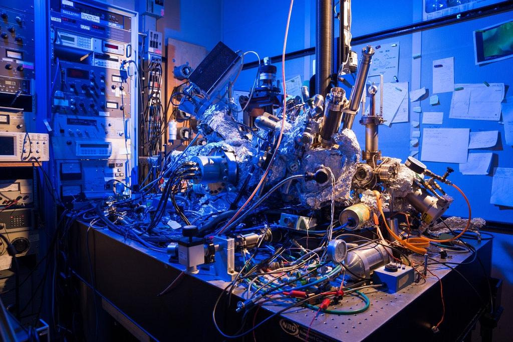 小发猫利用磁共振对单个原子成像 未来用于量子计算机