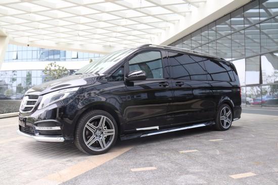 19款奔驰V260内饰商务改装配置促销价格