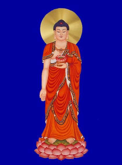 游戏资讯_南中国上空拍到阿弥陀佛显圣像 揭秘这尊佛的身世(图)_凤凰佛教