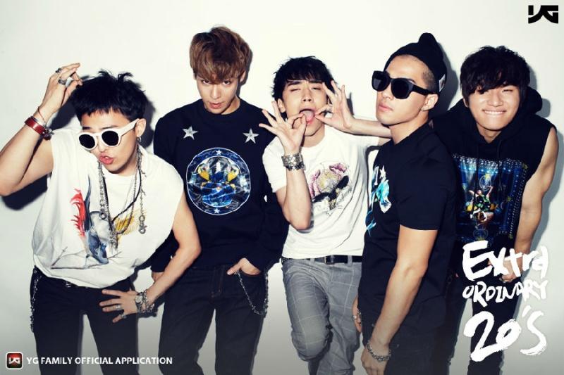 BIGBANG全員續約YG TOP將于明年入伍