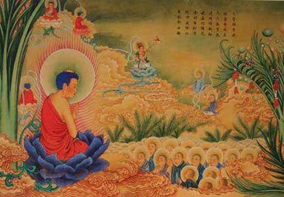 军事资讯_中国高僧揭秘西方极乐世界真正的位置_凤凰佛教