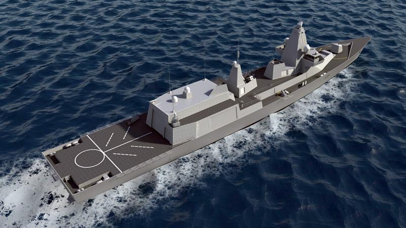 深度|26型护卫舰突出远洋作战 宣示英国回归全球战略