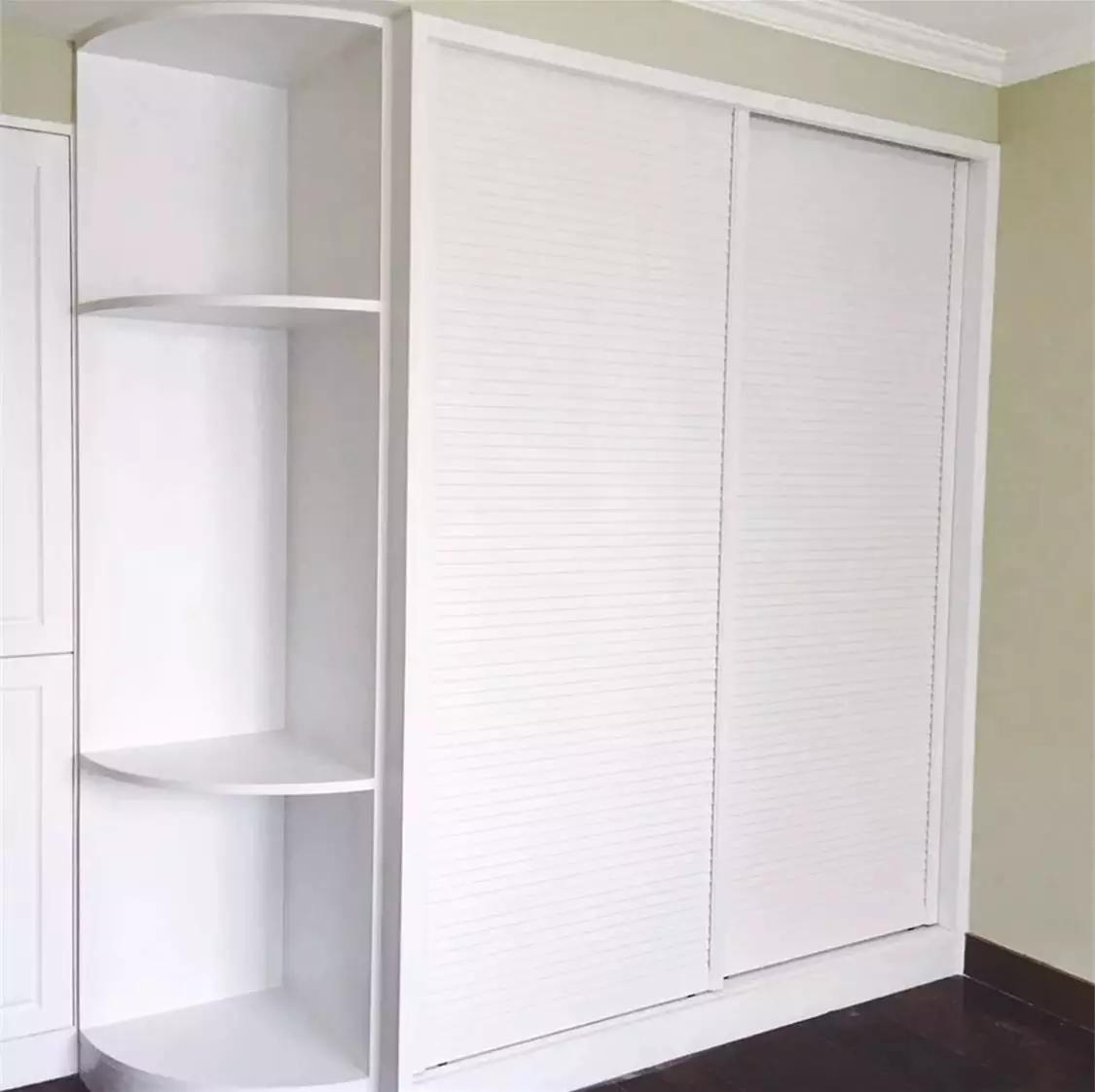 百葉門衣柜,不僅僅是好看!