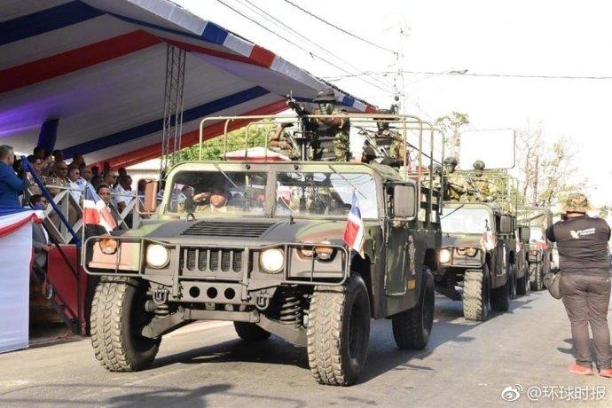 """台媒:刚送完90辆悍马车 多米尼加就与台湾""""断交""""了"""