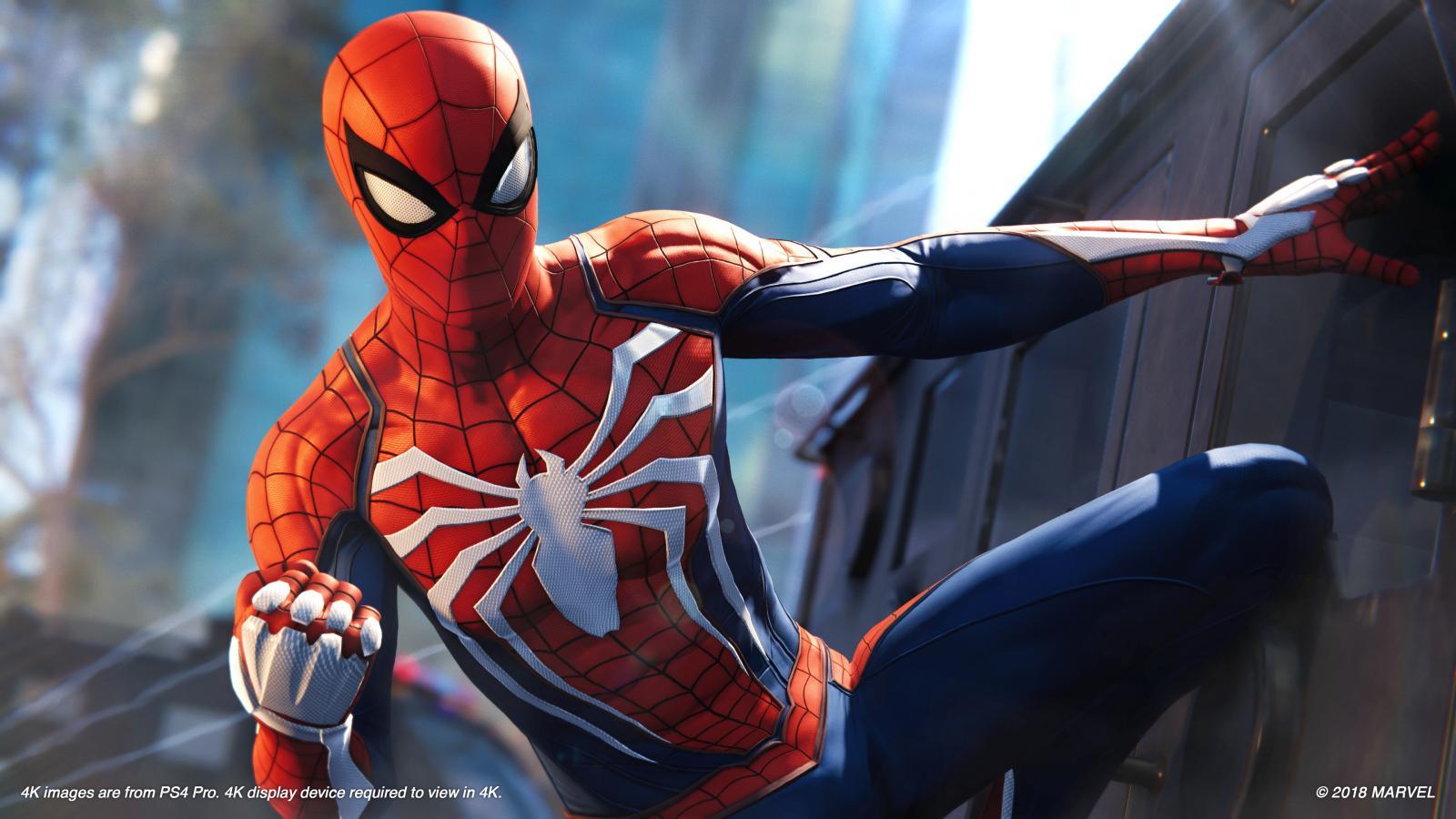 军事资讯_PS4独占大作《漫威蜘蛛侠》通关时间不用一天_凤凰网游戏