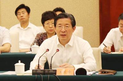 【两会·声音】王东峰代表:坚定不移 推动协同发展