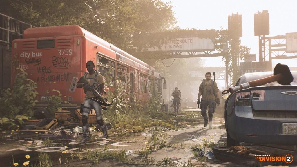 育碧《全境封锁2》上娱乐市前所有你该知道的东西