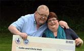 英国老夫妇中1.61亿英镑大奖 最终还是分道扬镳...