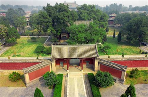 探寻第三届保定市旅发大会举办地:曲阳北岳庙