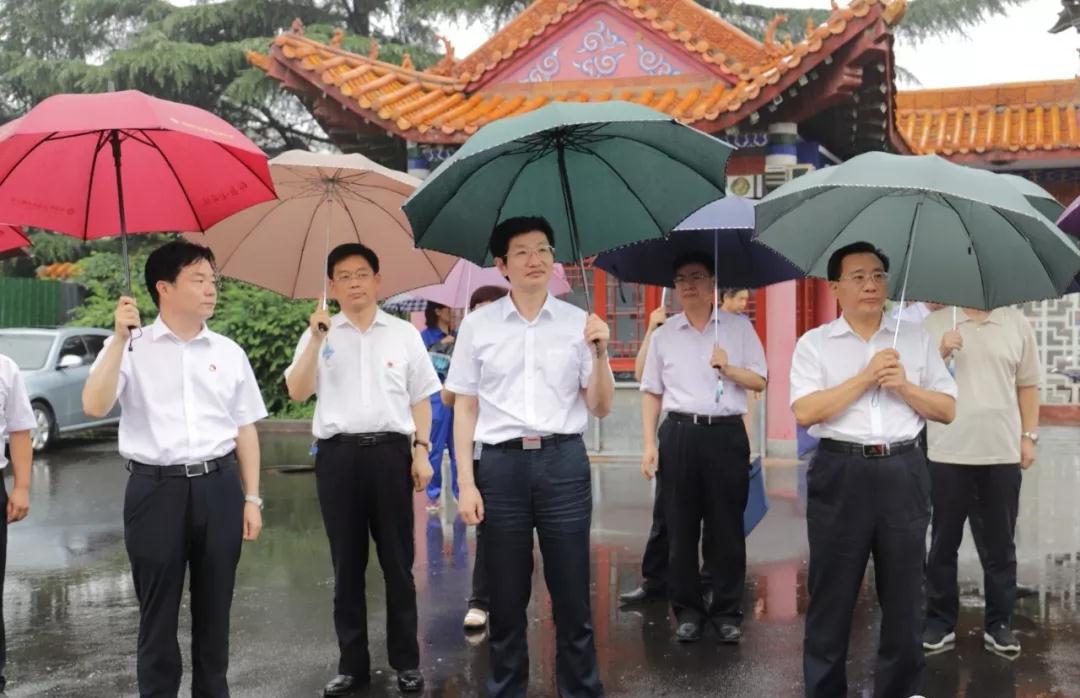 全国工商联副主席谢_全国工商联党组成员、副主席李兆前到渑池调研_河南频道_凤凰网