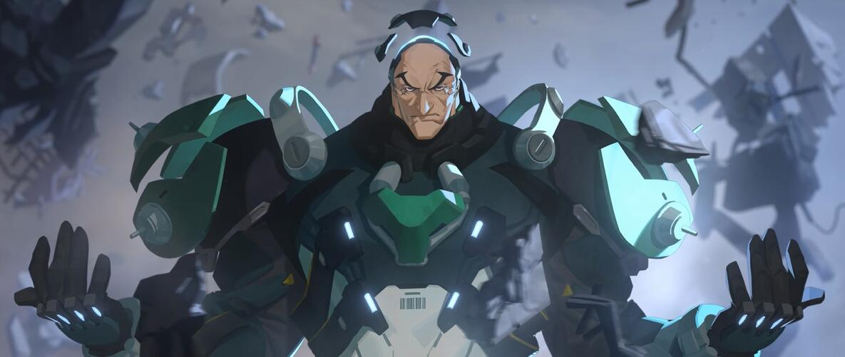 万力王_万力王?《守望先锋》第31位英雄西格玛可控制引力明朝官话