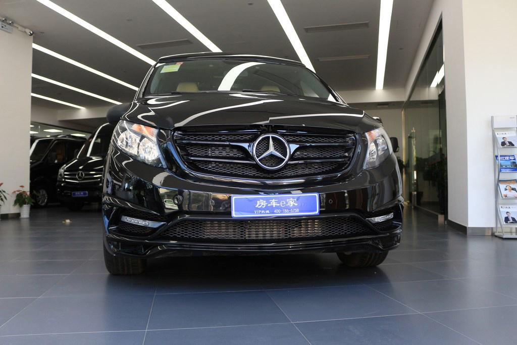 金華奔馳v級v260商務車改裝專賣店地址