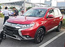 三菱新款欧蓝德售15.98万起