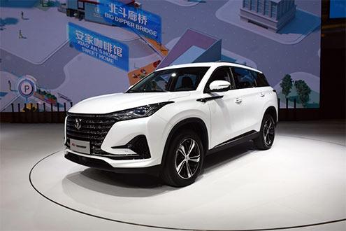 2019上海车展自主品牌重点车汇总 SUV全面占领高地