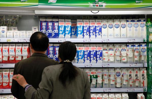 牛奶人均消费_牛奶图片卡通